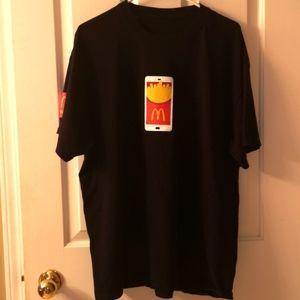 McDonald's Men/Woman's Top 2XL
